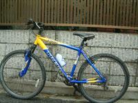 レンタルマウンテンバイク イメージ